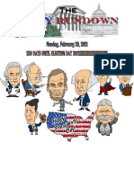 The Daily Rundown - February 20, 2012