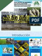 Contaminacion Por Los Sistemas de Producción Animal