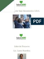 Integración Escolar  1 (Alumnos)