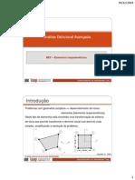 5-Isoparamétricos