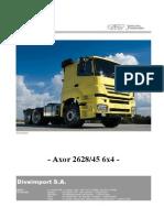 AXOR 2628-45 6X4