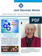Fellowship Square News