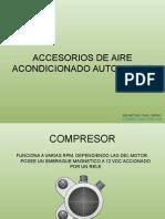 Accesorios de Aire Acondicionado Automotriz (1)
