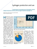 UOP - Optimising Hydrogen Production and Use (2011)