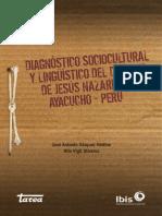 DIAGNOSTICO Sociocultural Linguistico
