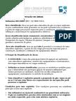 Manual de Classificação de Áreas