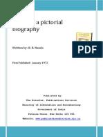 Gandhi Pictorial Biography