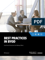 Best Practices in BYOD