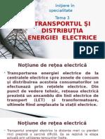 distributia energiei electrice