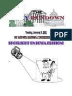 The Daily Rundown - January 3, 2012