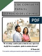 Manual de Consulta Para El Servicio Del Campo (Sin Nombre de Congregación)