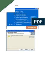 Instalacion Del Server Lasser Fiche