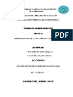 Monografia de Bioquimica Primera Parte-2015