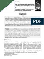 Avaliação Da Aplicação Dos Métodos FMEA e DRBFM No Processo de Desenvolvimento de Produtos Em Uma Empresa de Autopeças