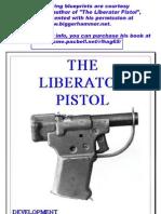 Liberator Pistol Blueprints
