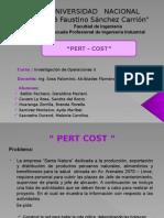 Diapositivas PERT COST