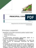 2. PRINCIPIUL COOPERARII