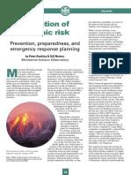 Mitigation of Volcanic Risk