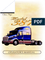 Supplemental Manuals_Peterbilt Model 387 Operator's Manual Prior to 12-06
