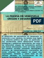 La Prensa en Venezuela