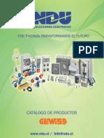 Catalogo Gewiss 2013