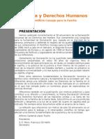 PCF.familia y Derechos Humanos