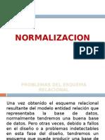 2. Normalizacion BD