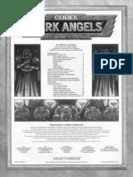 WarHammer 40K Codex Dark Angels