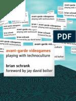 2014 - Schrank - Avant-garde Videogames