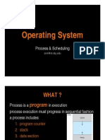 01 Process and Scheduling