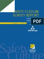 Safety Survey Report Jul99