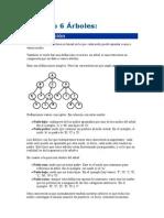 Apunte sobre Arboles - Programación / IBD