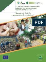 Sector Agropecuario y Forestal en Nicaragua