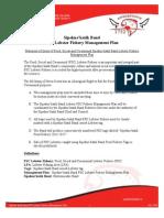 FSC Lobster Fisheries Management Plan Final