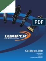 Catálogo Damper 2011_ Final