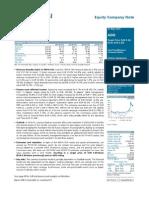 Juventus FC, Report Banca IMI (May 2015)