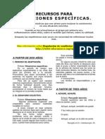 12 03 Recursos Para Situaciones Especc3adficas