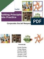 hul corporate social responsibility