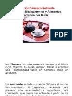 4.-INTERACCION FARMACO NUTRIENTE