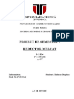 Proiect Organe RedCil
