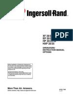 Compresor ingersoll rand xp750wcupdf valve tire fandeluxe Images