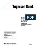 Ingersoll-Rand SSR-EP20 Air Compressor Manual
