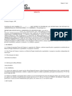 Minuta de Contrato - Proc. 19.000.005070.2015 - Cadeado e Algema - Seap