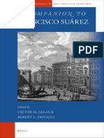 A Companion to Francisco Suarez