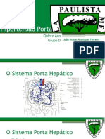 Hipertensão Porta