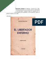Beaujón, O. El Libertador Enfermo 2a Edición