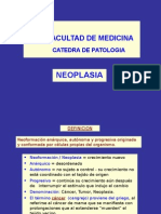 PATOLOGIA NEOPLASIA  GENERALIDADES 2012-2.ppt