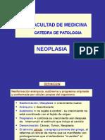 PATOLOGIA NEOPLASIA  GENERALIDADES 2012-2.ppt