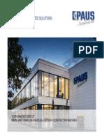 PAUS Company Presentation