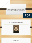 FACHADA DE SAN PEDRO, COLUMNATA Y BALDAQUINO.pptx